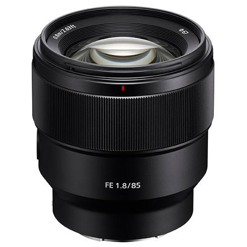 FE 85mm F1.8 Lens Product Image (Secondary Image 1)