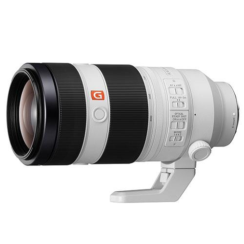 SONY 100-400mm F4.5 GM OOS Product Image (Primary)