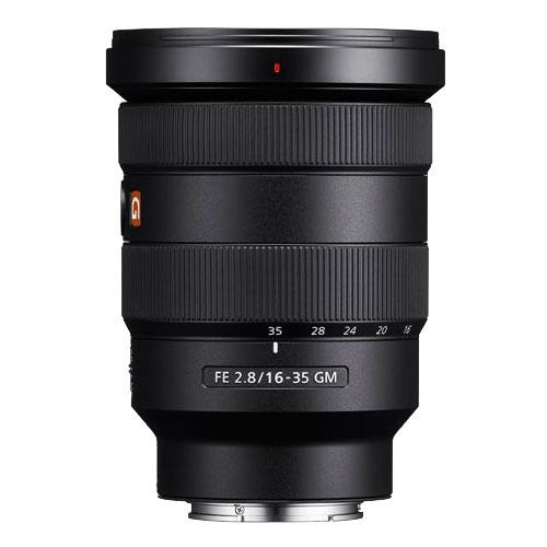 FE 16-35mm f/2.8 GM Lens Product Image (Secondary Image 1)