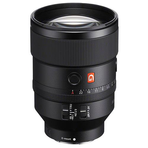 FE 135mm f/1.8 GM Lens Product Image (Primary)