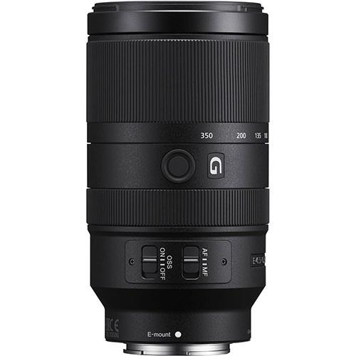 E 70-350mm F4.5-6.3 G OSS Lens Product Image (Secondary Image 1)
