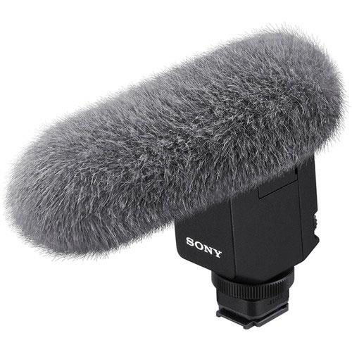ECM-B1M Shotgun Microphone Product Image (Secondary Image 1)