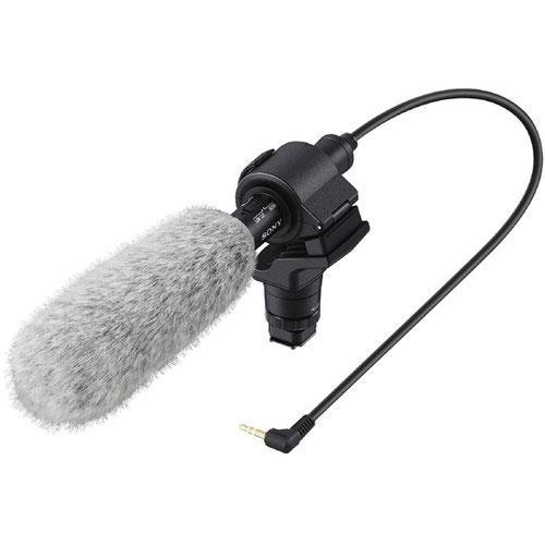 ECM-CG60 Shotgun Microphone Product Image (Primary)