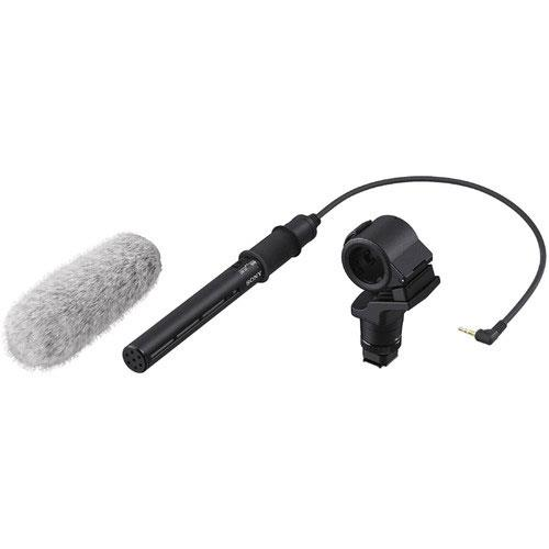 ECM-CG60 Shotgun Microphone Product Image (Secondary Image 1)