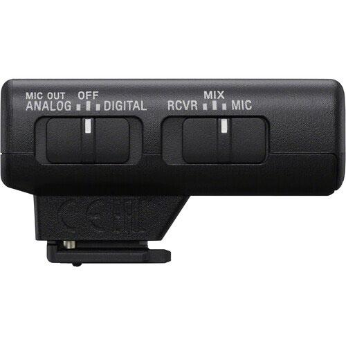 ECM-W2BT Wireless Microphone Product Image (Secondary Image 3)