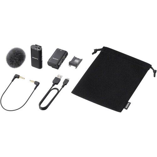 ECM-W2BT Wireless Microphone Product Image (Secondary Image 5)