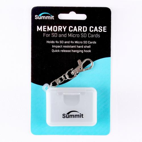 SUM MEM CARD CASE SD/MSD grey Product Image (Secondary Image 2)