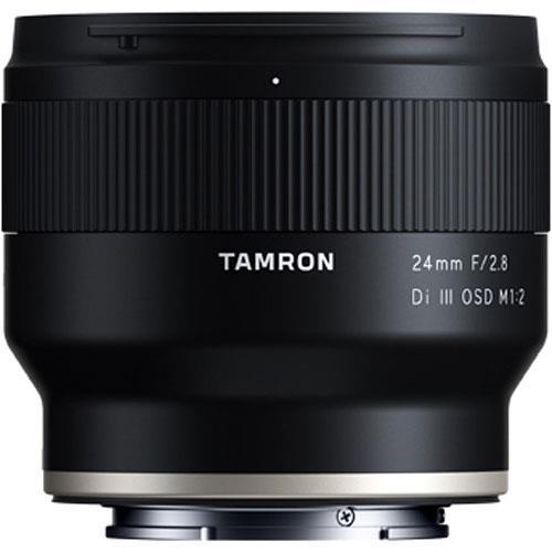 24mm F/2.8 DI III OSD Macro Lens - Sony FE Product Image (Secondary Image 1)