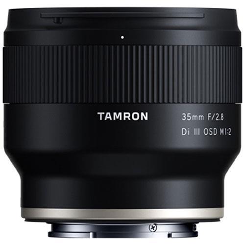 35mm F/2.8 DI III OSD Macro Lens - Sony FE Product Image (Secondary Image 1)