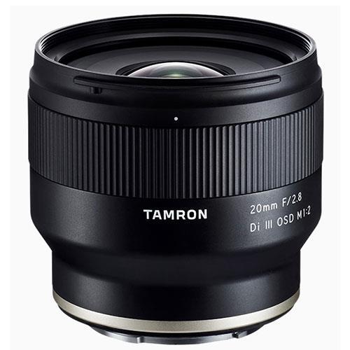 20mm F/2.8 Di III OSD Macro Lens Sony FE Product Image (Primary)