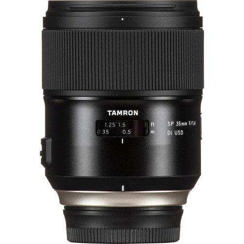 SP 35mm F/1.4 Di USD Lens - Canon EF Product Image (Secondary Image 1)