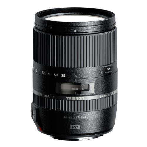 16-300mm f3.5-6.3 Di II VC PZD Macro Lens Canon Fit Product Image (Primary)