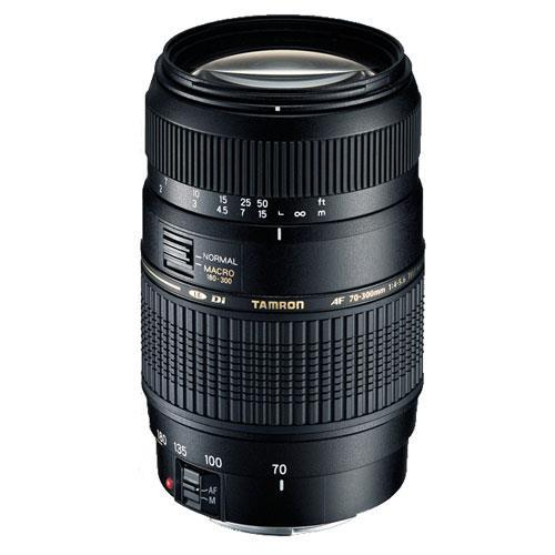 70-300mm F4/5.6 DI LD Macro (Nikon AF)  Product Image (Primary)