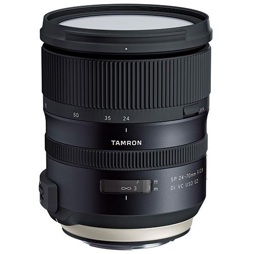 SP 24-70mm f/2.8 G2 VC USD Lens for Canon Product Image (Primary)