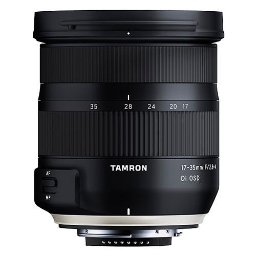 17-35mm F/2.8-4 Di OSD Lens for Nikon Product Image (Primary)