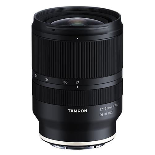 17-28mm F/2.8 Di III RXD Lens Sony FE Product Image (Primary)