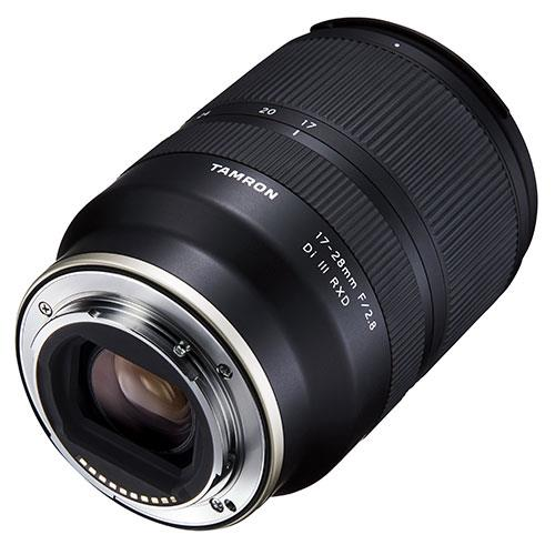 17-28mm F/2.8 Di III RXD Lens Sony FE Product Image (Secondary Image 1)