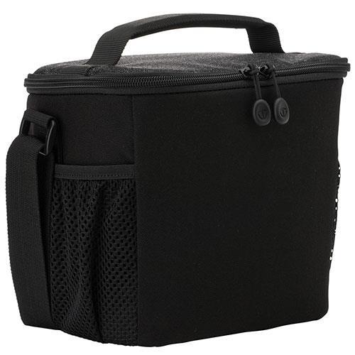 Skyline 8 Shoulder Bag in Black Product Image (Secondary Image 3)