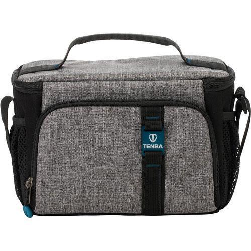 Skyline 10 Shoulder Bag in Grey Product Image (Secondary Image 1)