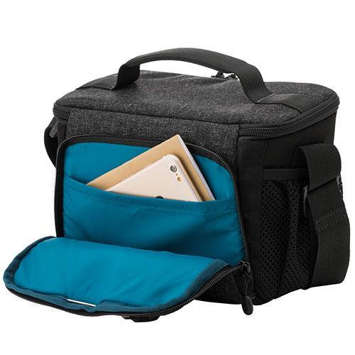 Skyline 10 Shoulder Bag in Grey Product Image (Secondary Image 2)