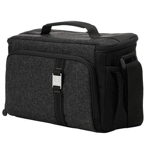 Skyline 12 Shoulder Bag in Black Product Image (Primary)