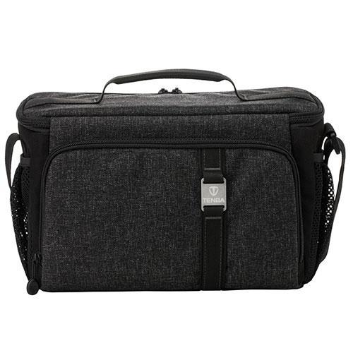 Skyline 12 Shoulder Bag in Black Product Image (Secondary Image 1)