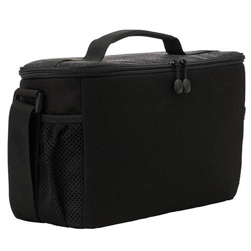 Skyline 12 Shoulder Bag in Black Product Image (Secondary Image 2)