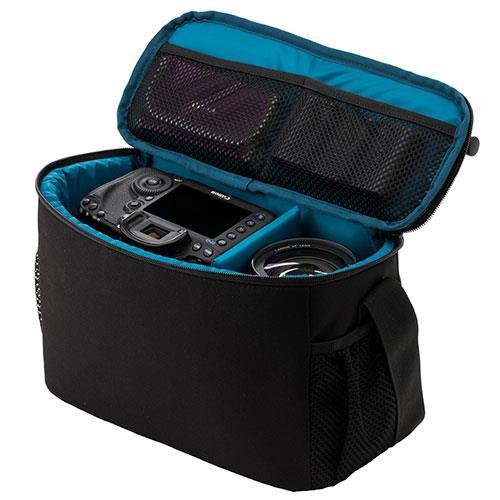 Skyline 12 Shoulder Bag in Black Product Image (Secondary Image 3)