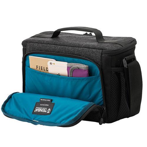 Skyline 12 Shoulder Bag in Black Product Image (Secondary Image 4)