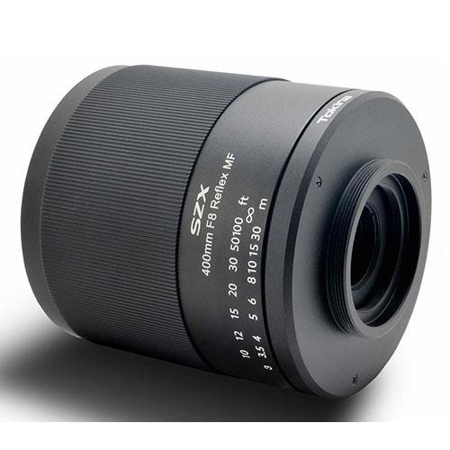 SZX 400mm F8 Reflex MF Lens - Canon RF Mount Product Image (Secondary Image 1)