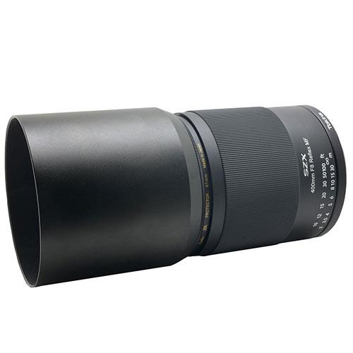SZX 400mm F8 Reflex MF Lens - Canon RF Mount Product Image (Secondary Image 2)