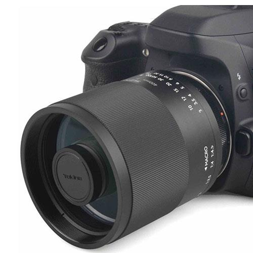 SZX 400mm F8 Reflex MF Lens - Canon RF Mount Product Image (Secondary Image 4)