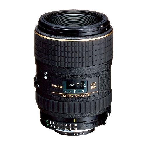AT-X Pro M 100mm F2.8 D  Lens for Nikon Product Image (Primary)