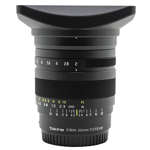 Firin 20mm f/2 FE MF Lens for Sony E-Mount Product Image (Secondary Image 2)