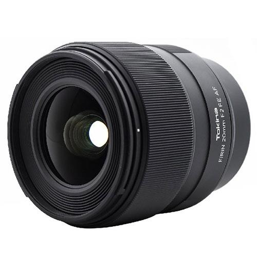 Firin 20mm F/2 FE AF lens for Sony E mount Product Image (Secondary Image 1)