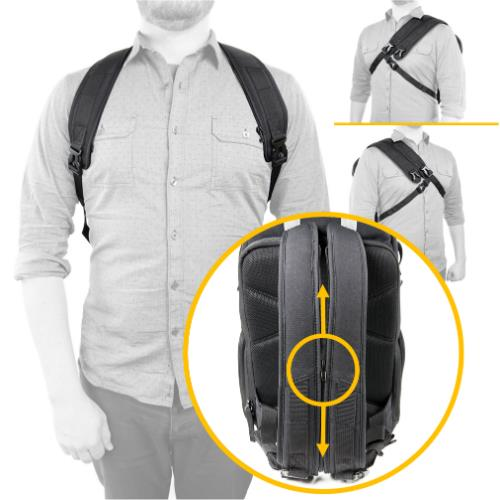 Veo Discover 42 Backpack/Sling Product Image (Secondary Image 5)