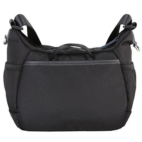 Veo Go 21M Shoulder Bag in Black Product Image (Secondary Image 1)