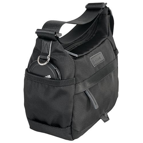 Veo Go 21M Shoulder Bag in Black Product Image (Secondary Image 2)