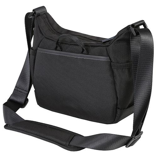 Veo Go 21M Shoulder Bag in Black Product Image (Secondary Image 3)