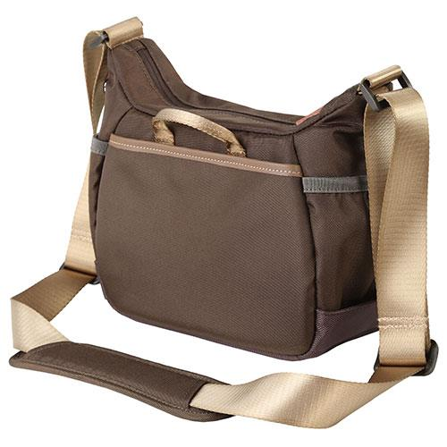 Veo Go 21M Shoulder Bag in Khaki Product Image (Secondary Image 2)