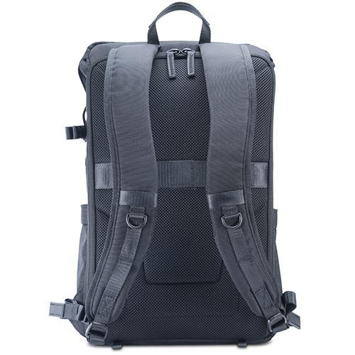 Veo Go 46M Backpack in Black Product Image (Secondary Image 1)