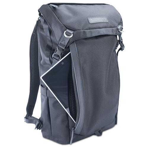 Veo Go 46M Backpack in Black Product Image (Secondary Image 3)
