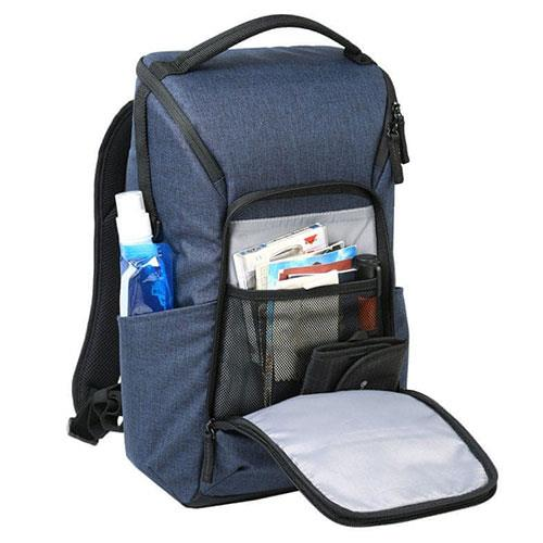 Vesta Aspire 41 Backpack in Blue Product Image (Secondary Image 1)