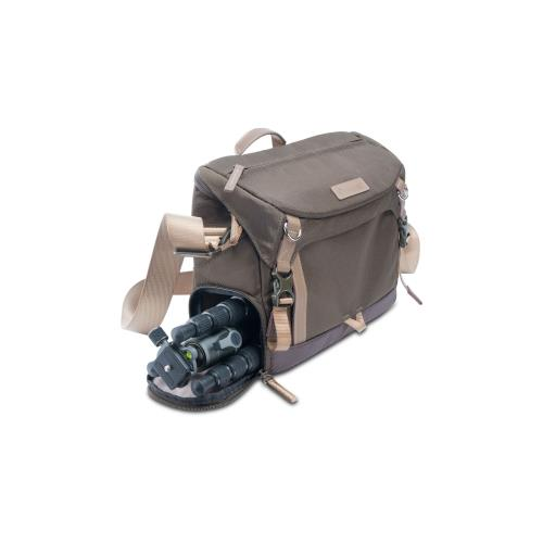 VANG Go 34M Khaki Shoulder Bag Product Image (Secondary Image 2)