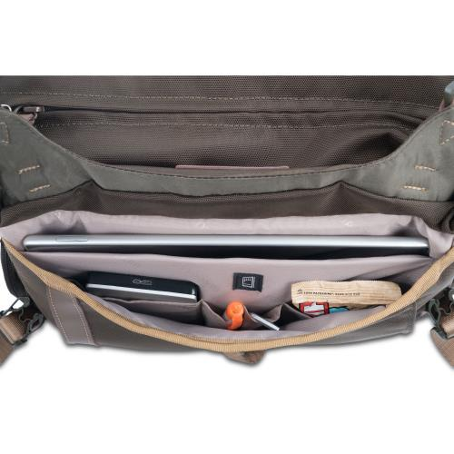 VANG Go 34M Khaki Shoulder Bag Product Image (Secondary Image 5)