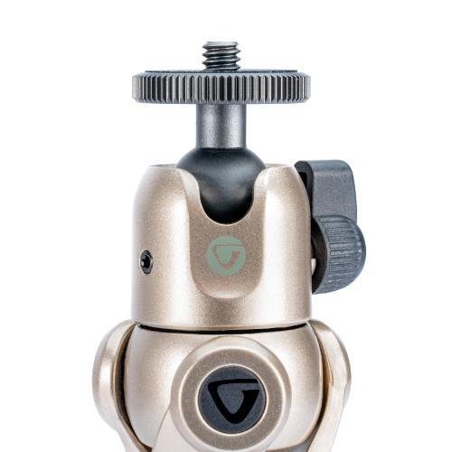 VANG VESTA MINI TRIPOD - CHAMP Product Image (Secondary Image 3)