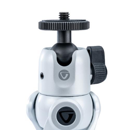 VANG VESTA MINI TRIPOD - WHITE Product Image (Secondary Image 3)