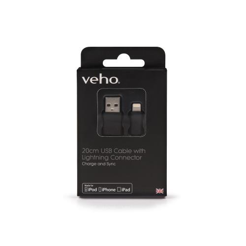 Veho MFi Lightning Cable Product Image (Secondary Image 3)