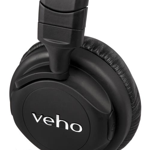 Veho ZB-5 Wireless Headphones Product Image (Secondary Image 2)