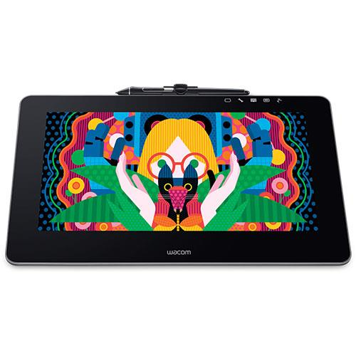 Cintiq Pro 24-inch Graphics Tablet with Touch Display Product Image (Secondary Image 1)